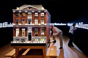 Digital dollhouse, Amsterdam 'Grachtenhuis' museum