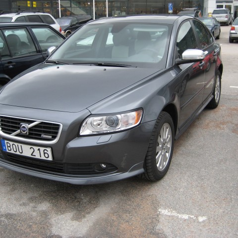 This rapid Volvo gave me a smile but because everything work so well it tends to get boring.