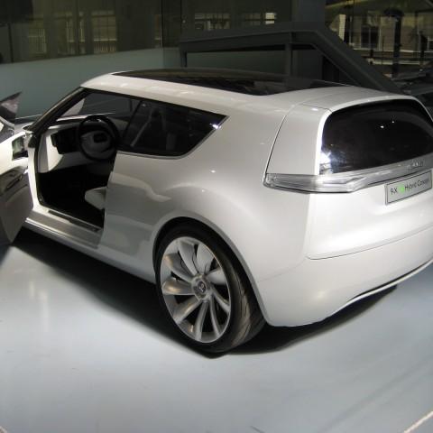 Beautiful Saab 9X concept car