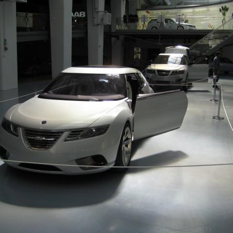 Saab concept cars