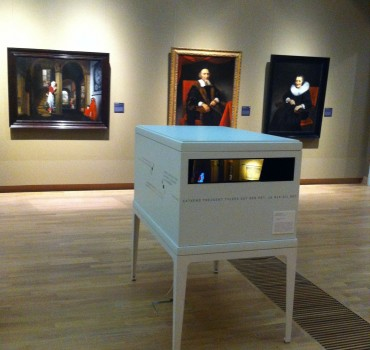 Digital diorama, Dordrecht Museum